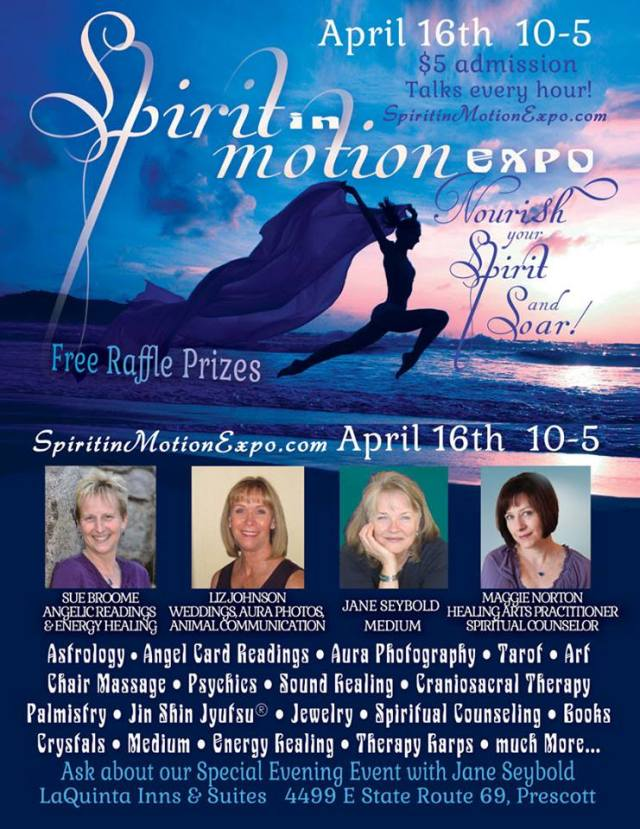 Spirit in Motion Expo - April 16, 2016