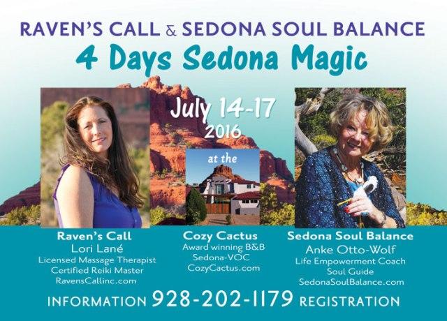 4 Days Sedona Magic