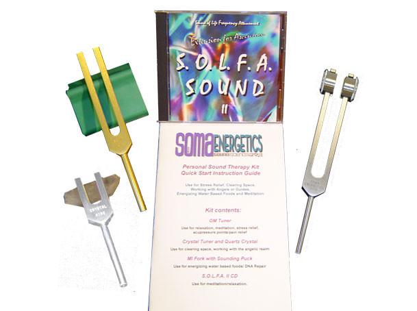 Soma Energetics Personal Kit