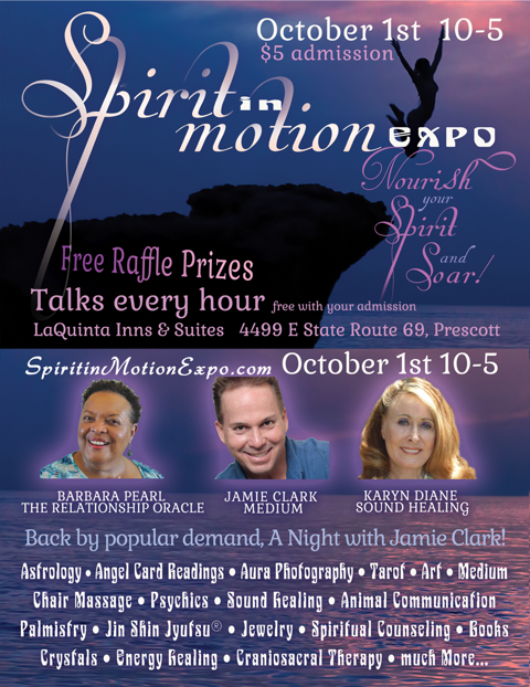 Spirit in Motion Expo - October 1, 2016