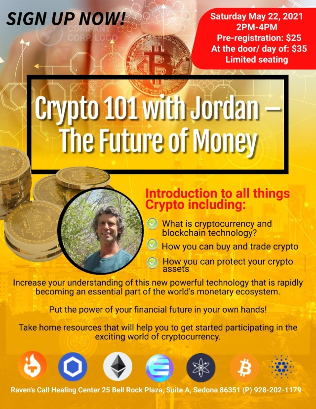 2021-05-22 Cryptocurrency