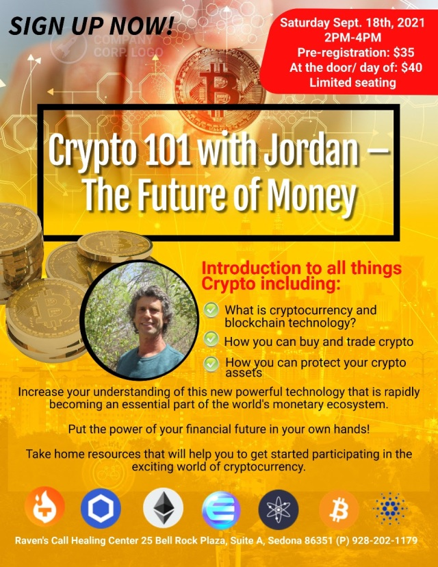 2021-09-18 Cryptocurrency