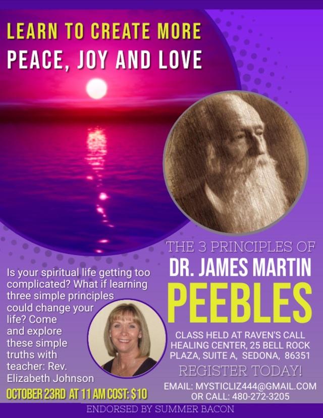 2021-10-23 Dr Peebles