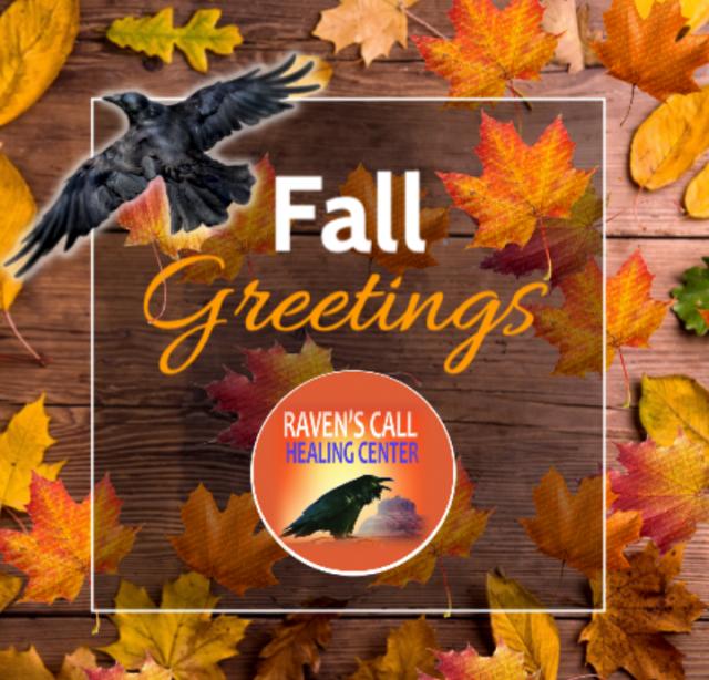 2021-10 Fall Greetings